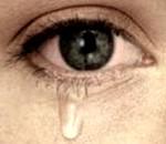 ¿A qué se debe que nuestros ojos se ponen rojos al llorar?