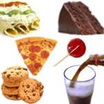 Alimentos que se deben comer poco