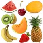 ¿A qué se debe que las frutas son dulces y jugosas?