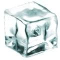 ¿Es bueno frotar la cara con hielo?
