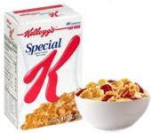 Propiedades del cereal Special K
