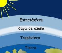 Porque es útil la capa de ozono para los seres vivos
