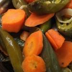 Ventajas de los chiles en escabeche