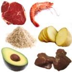 Alimentos que aportan el cobre necesario para vivir