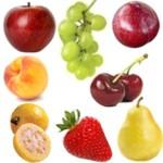 Frutas que se comen sin quitar la cáscara