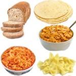 ¿En qué alimentos encontramos los cereales?