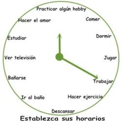 Como arreglar el reloj biológico en el ser humano