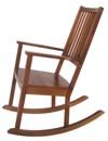 ¿Para qué sirve el descanso en una silla mecedora?