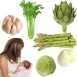 ¿Qué alimentos le cambian y dan mal sabor a la leche materna?