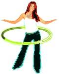 ¿Para qué sirve mover el aro hula hula?