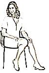 Ejercicio para la incontinencia urinaria de la mujer