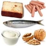 ¿Cuáles son los alimentos con tiramina?
