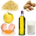Vitamina E contra el asma y alergias