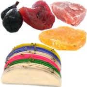 Porque es bueno comer obleas y frutas cristalizadas