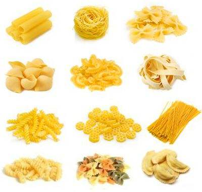 Consecuencias de comer pasta cruda