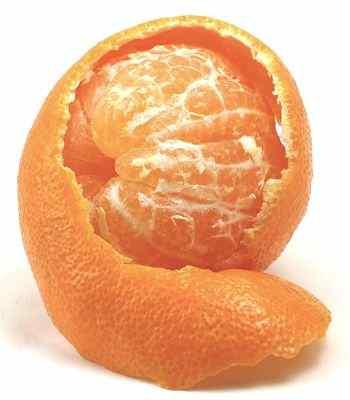 Quiero comer mandarinas