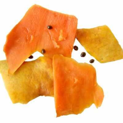 Cáscara de papaya en el cutis