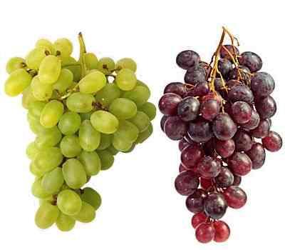 Efectos nocivos de la uva