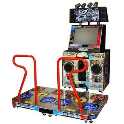 El pump it up es un deporte