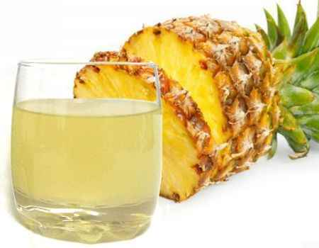 Beneficios del agua de piña natural sin azúcar y en ayunas