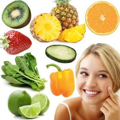 La vitamina C quita las arrugas