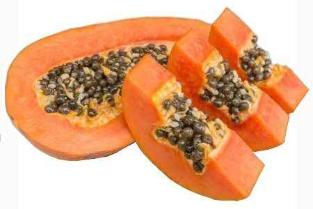 Propiedades curativas de la papaya