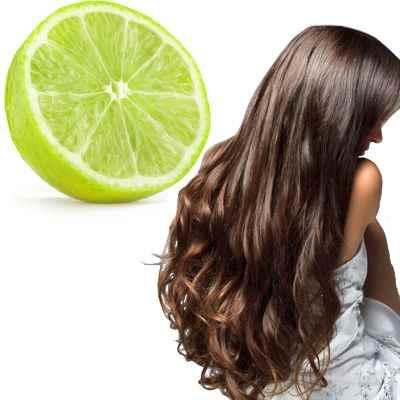 Efectos del limón en el pelo
