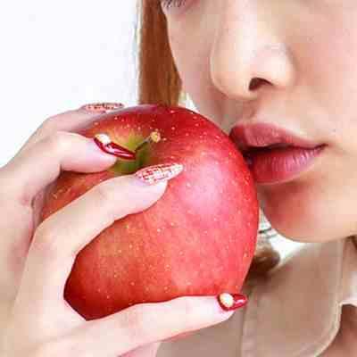 Quiero saber si la manzana engorda