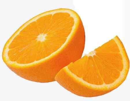 ¿Cuánta vitamina C tiene la naranja?