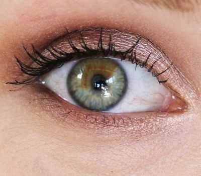 Ojos brillosos