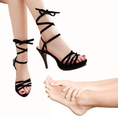 Porque les gustan los pies de las mujeres