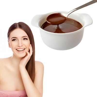 Piel y chocolate