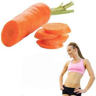 ¿Si como zanahoria adelgazo? ¿Con zanahoria crudas o hervidas bajo de peso?