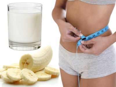 Beneficios de la dieta del plátano con leche