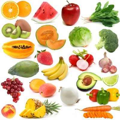 ¿Qué pasa si nunca como frutas y verduras?