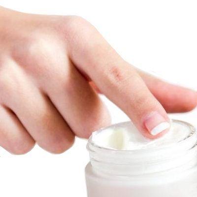 Cremas de belleza para la piel