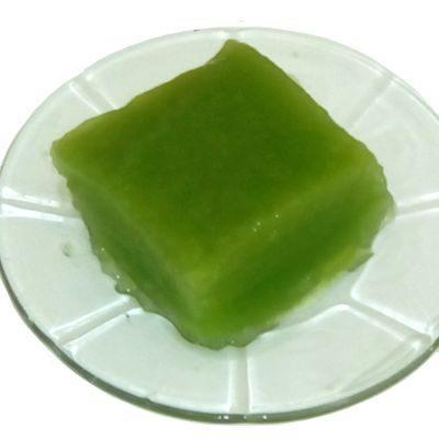 Como hacer gelatina de nopal