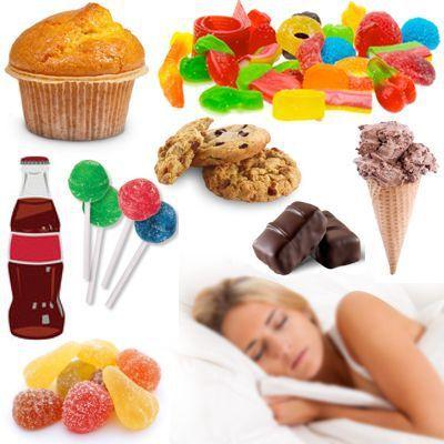 ¿Comer dulces antes de dormir da pesadillas?