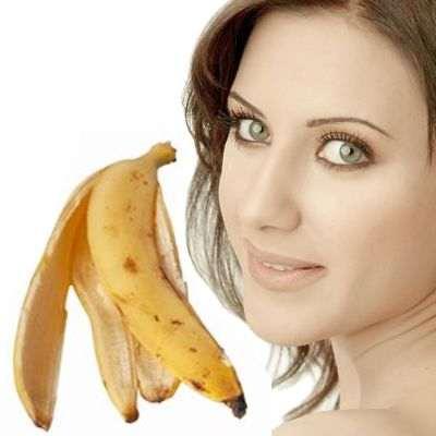 Plátano contra las arrugas