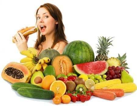 Porque no quieren comer fruta