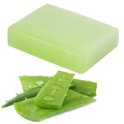 Propiedades del jabón de sábila
