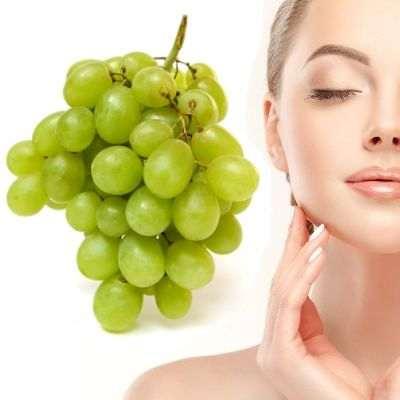 Uvas son buenas para las manchas
