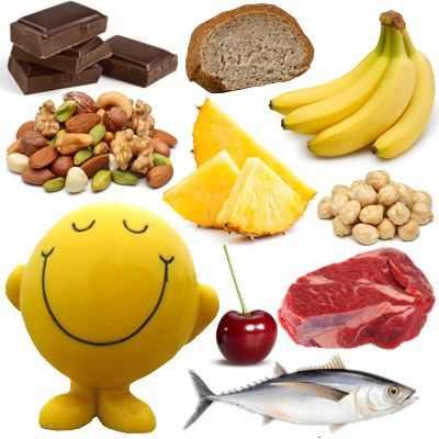 Alimentos que mejoran, potencian y que nos dan felicidad