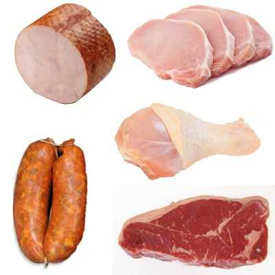 Efectos de no comer carne