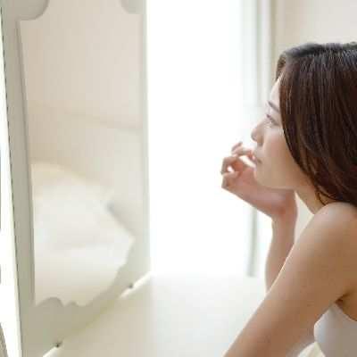 ¿Cómo dejar de verme en el espejo?