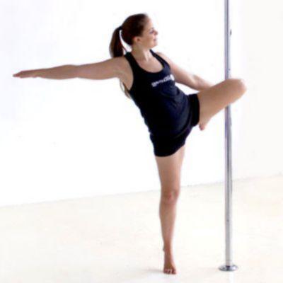 El pole dance saca cuerpo