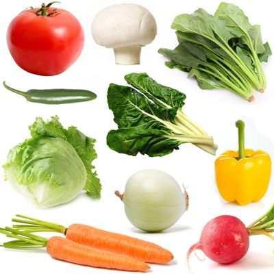 ¿Qué pasa si como verduras crudas?