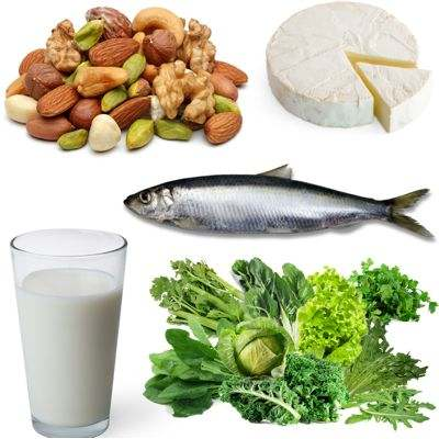 ¿Cuáles alimentos es recomendable ingerir para fortalecer los huesos?