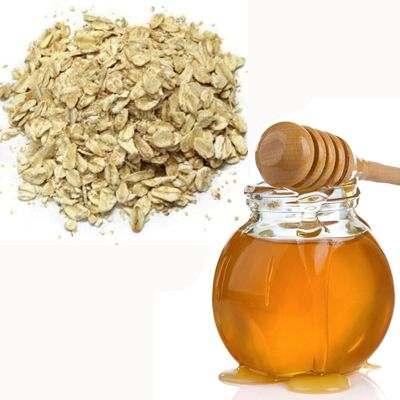 ¿Es bueno tomar avena con miel?