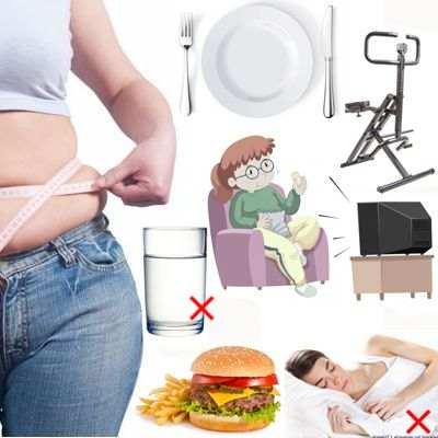 Cosas que nos engordan ¿Cómo saber qué es lo que me hace engordar?